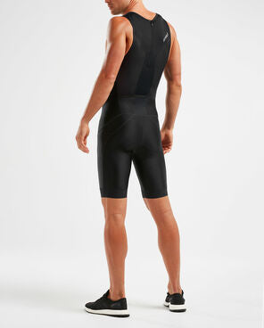 2XU Men's Perform Rear Zip Trisuit MT5527D