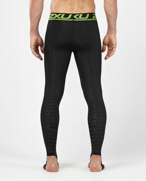 2XU Men's Power Recovery Compression Tight-MA4417B (BLK/NRO)