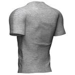COMPRESSPORT TRAINING SS TSHIRT - GREY MELANGE