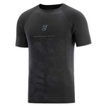 COMPRESSPORT MEN'S TRAINING TSHIRT SS - BLACK EDITION 2020 - AM00035L_990
