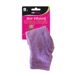 AirPlus Aloe Infused Socks - Purple