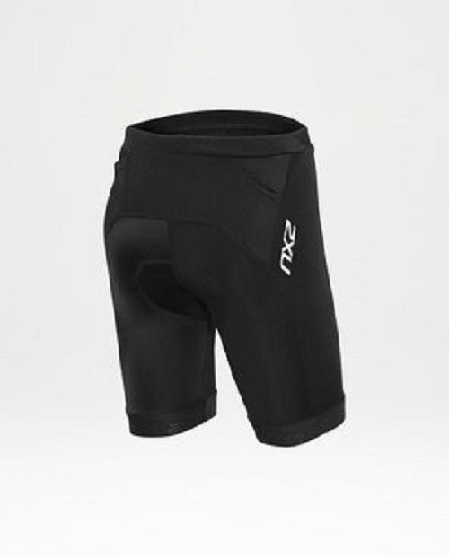 2XU Active Youth's Tri Short- CT3645B (BLK/BLK)