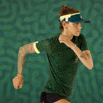COMPRESSPORT VISOR ULTRALIGHT JUNGLE GREEN - CAMO NEON 2020 ( CU00034L_604_0TU)