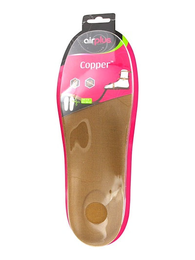 AirPlus Women's Copper Insoles