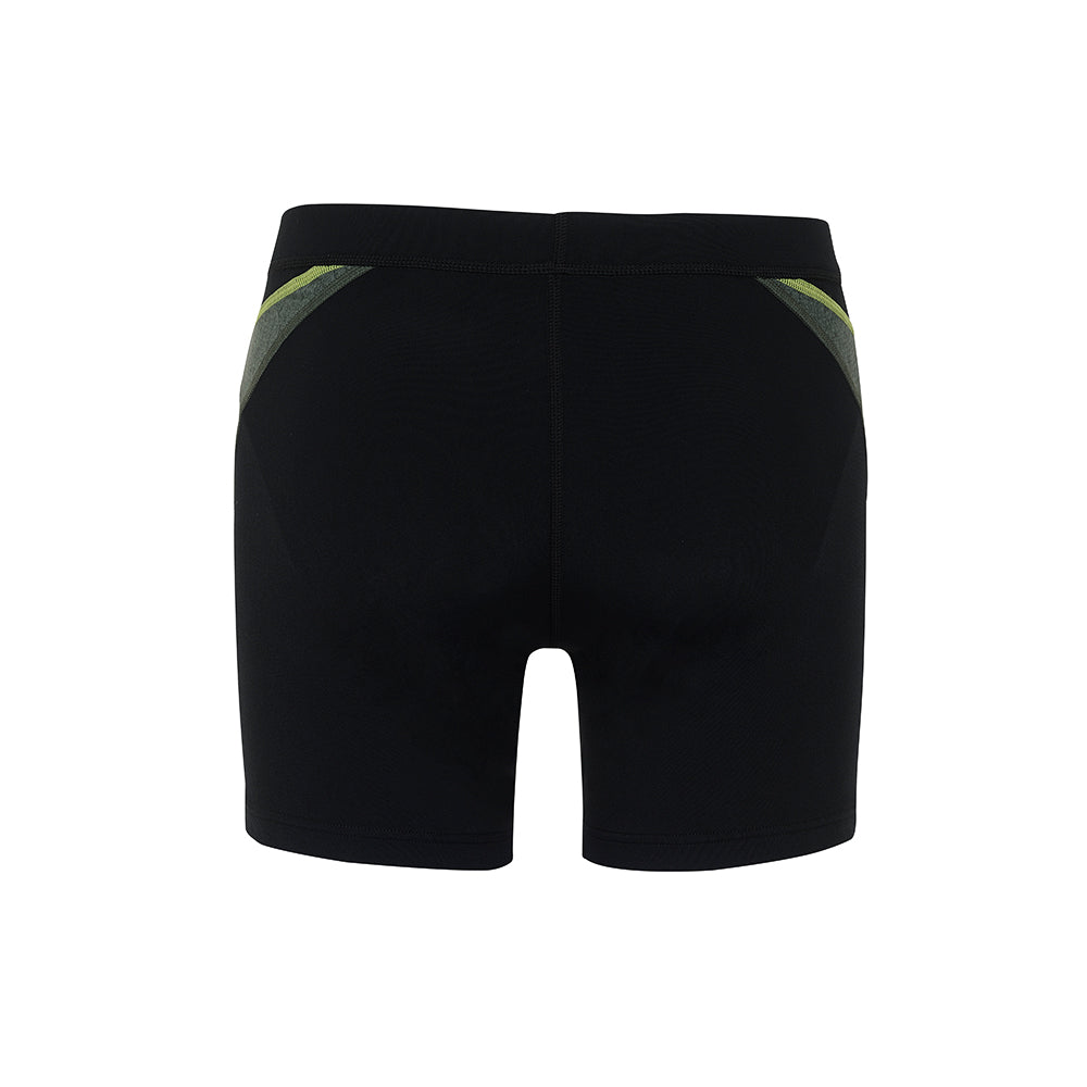 Michael Phelps Keijy Trunk - Black/Bright Green (SM 260 0131)