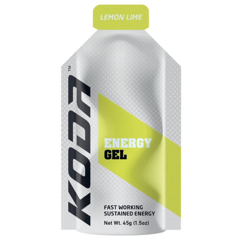 Koda Energy Gel - Lemon Lime