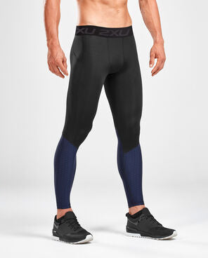 2XU Men's Accelorageerate Compression Tights with Storage MA5371B