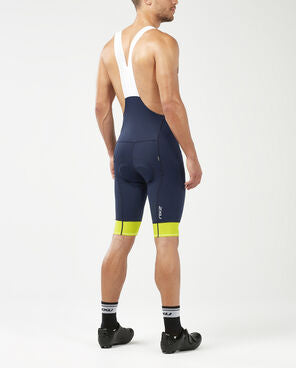 2XU Men's Elite Cycle Bib Shorts- MC5426B (MMB/PHY)