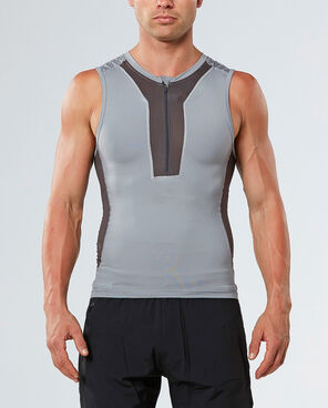 2XU Men's XTRM Compression Tank-MR3771A (MNG/DTR)