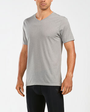2Xu Men's Urban V Neck Tee-MR5170A (NLG/NLG)