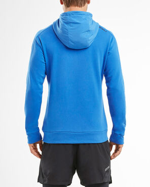 2Xu Men's Urban Zip THRU Hoodie- MR5236A (DPH/DPH)