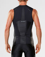 2XU Men's Compression Tri Singlet : MT4440a