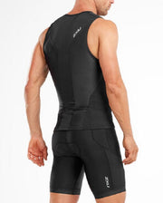 2XU Men's Perform Tri Singlet : MT4851A