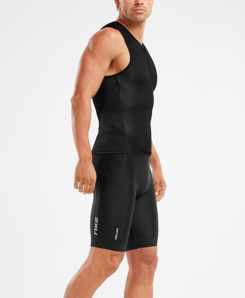 2XU Men's Performance Tri Singlet : MT5530A