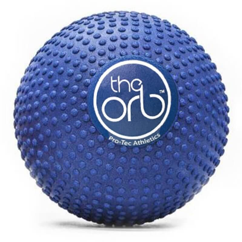 PRO-TEC The Orb Massage Ball Blue 5 INCH