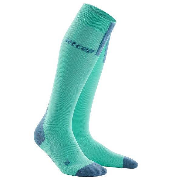 CEP Women's Compression Tall Run Socks 3.0 : WP40CX