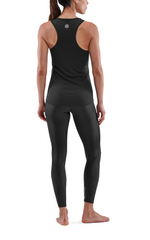 SKINS Women's Activewear Tank top 3-Series - Black