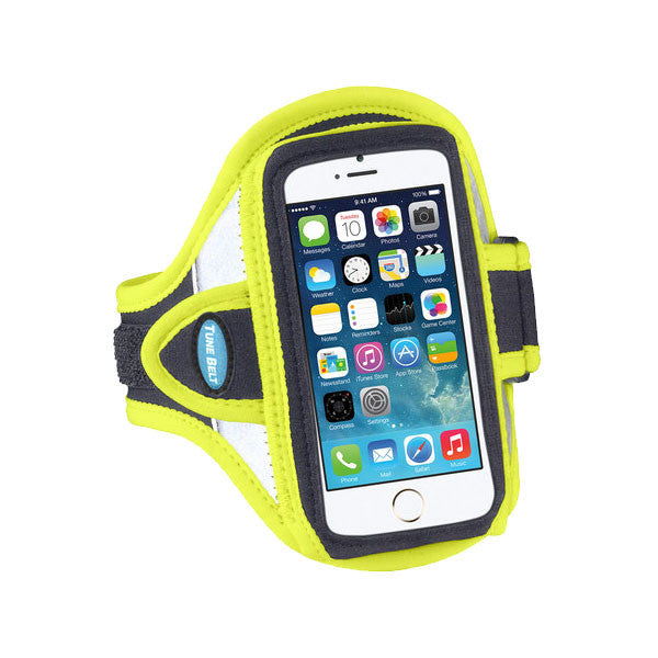 Tune Belt SPORT ARMBAND Reflective Yellow - AB87RY