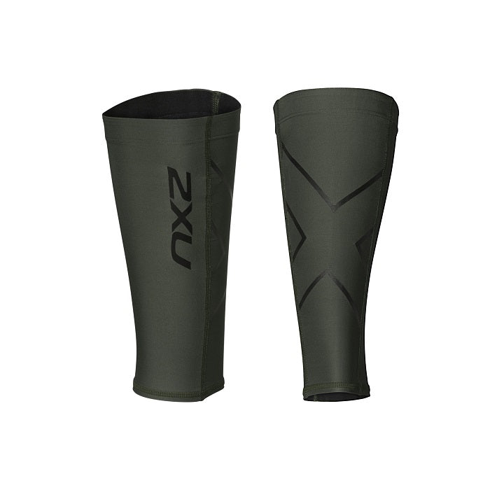 2XU Compression Calf Guards-UA1987B (MNV/NRO)