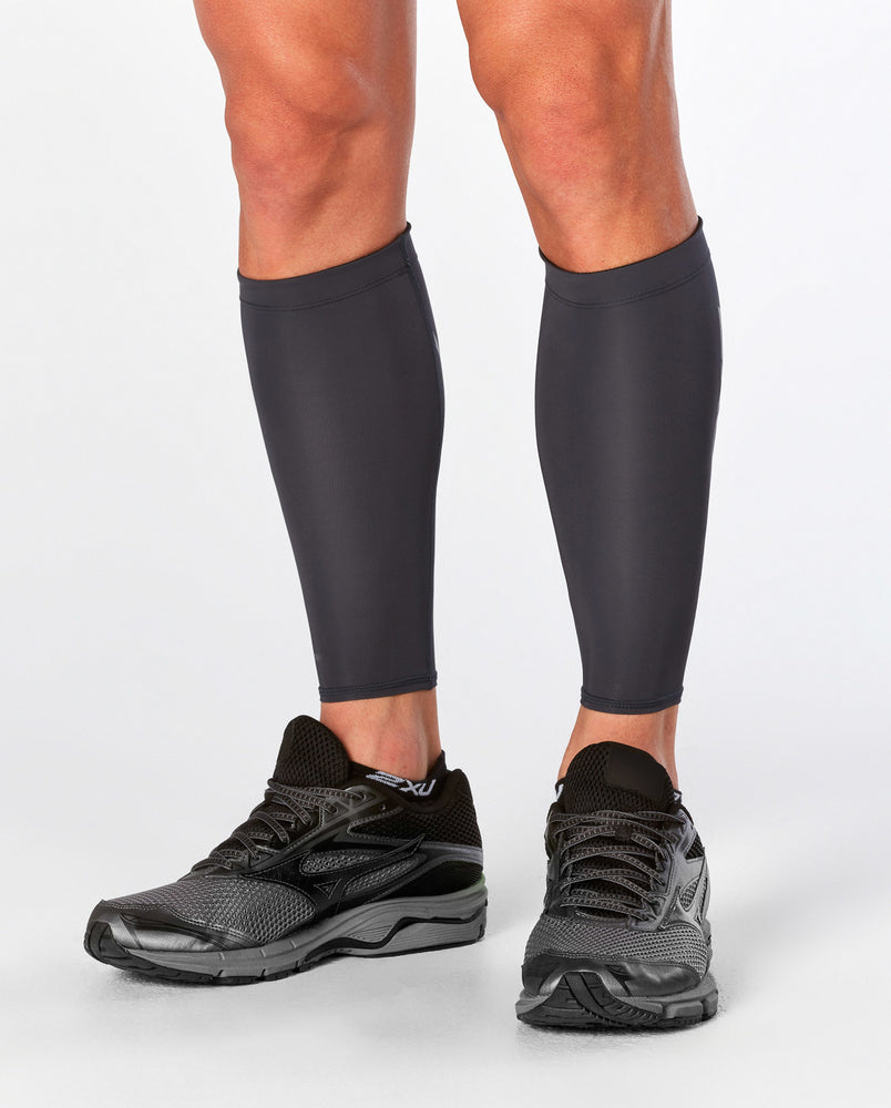 2XU Compression Calf Guards-UA1987B (STL/BRF)