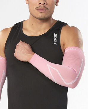 2XU Unisex's Compression Arm Sleeves UA2594A