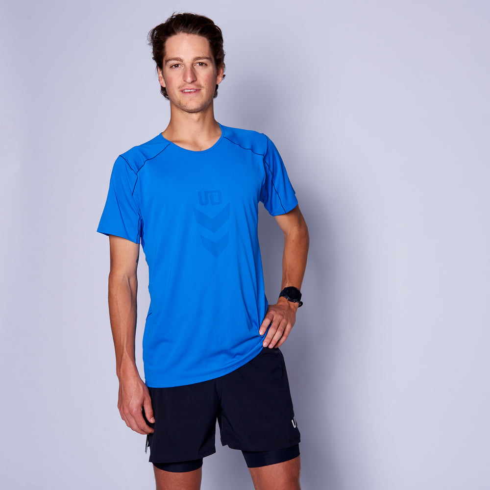 Ultimate Direction Men's Ultralight Tee - Tidal