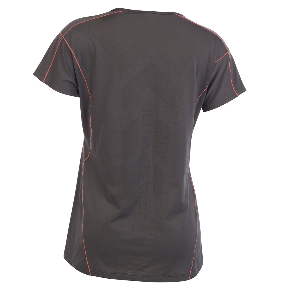 Ultimate Direction Women's Ultralight Tee - Basalt