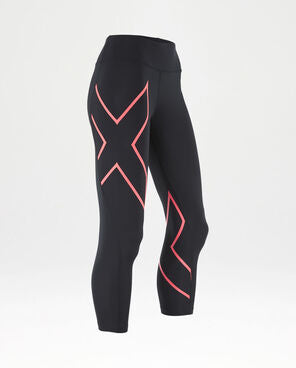 2XU Women's Mid-Rise 7/8 Compression Tights -  WA3516b