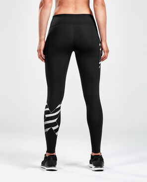 2XU Women's Bonded Mid-Rise Tights