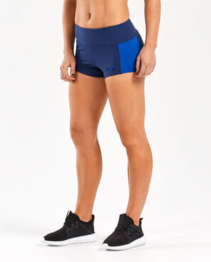 2XU Women's XCTRL Form Shorty Short-WR5025B (NVY/SUR)