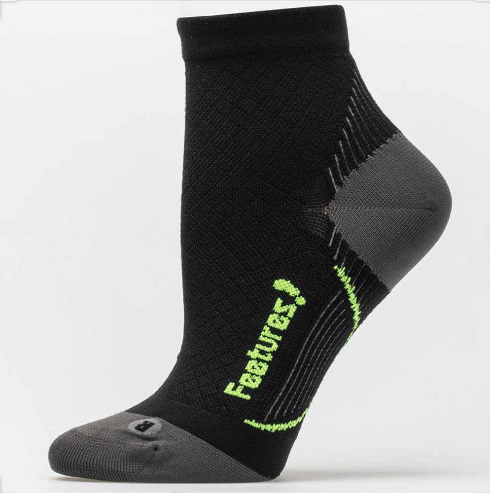 Feetures Performance Releif Sock Ultra Light Quarter