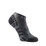 COMPRESSPORT PRO RACING SOCKS V3.0 RUN LOW, BLACK EDITION 2020 (XU00015L_990)