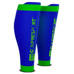 COMPRESSPORT R2V2 CALF SLEEVES (R2V2-5080) - BLUE