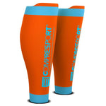 COMPRESSPORT R2V2 CALF SLEEVES (R2V2-2111) - ORANGE