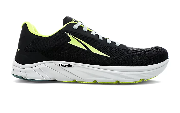 ALTRA MEN'S TORIN 4.5 PLUSH - BLACK/LIME