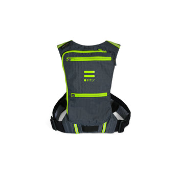 Fitly Innovative Running Pack : Mojito Green