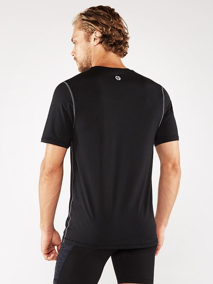 Manduka Cross Train Tee-Black