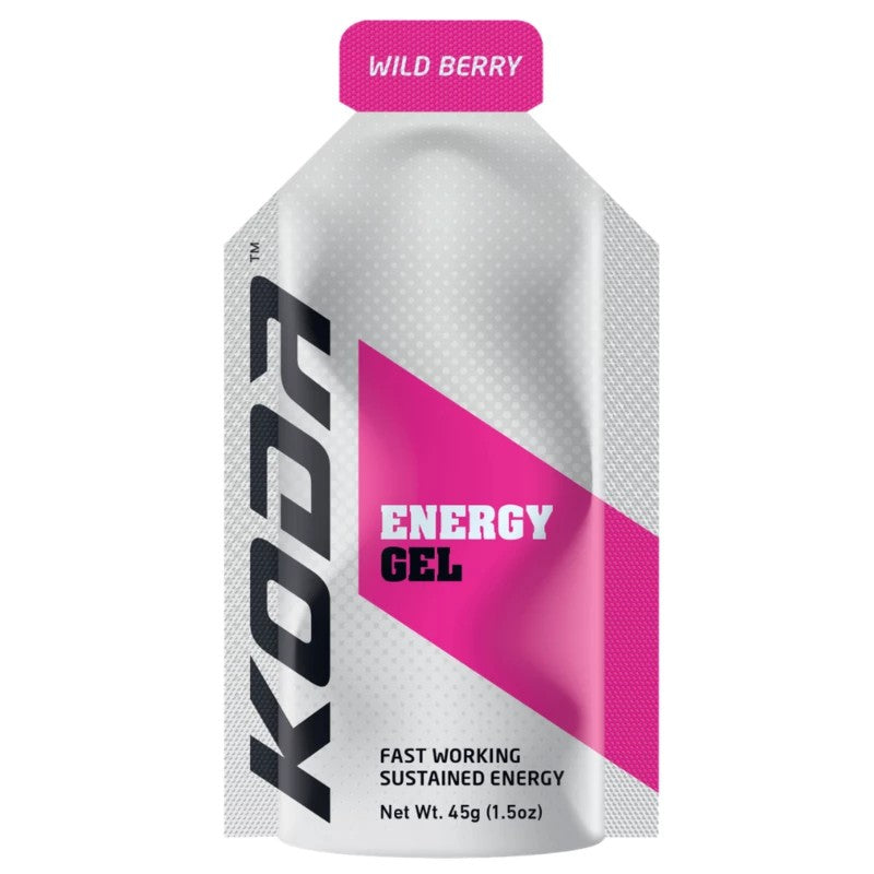 Koda Energy Gel - Wild Berry ( Expire by 31st May )