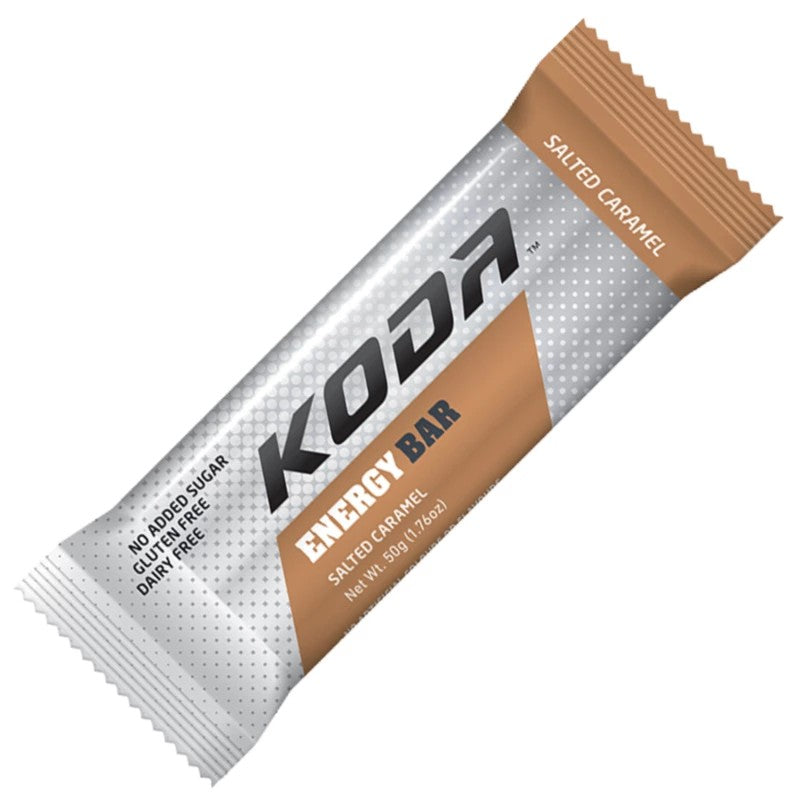 Koda Energy Bar - Salted Caramel