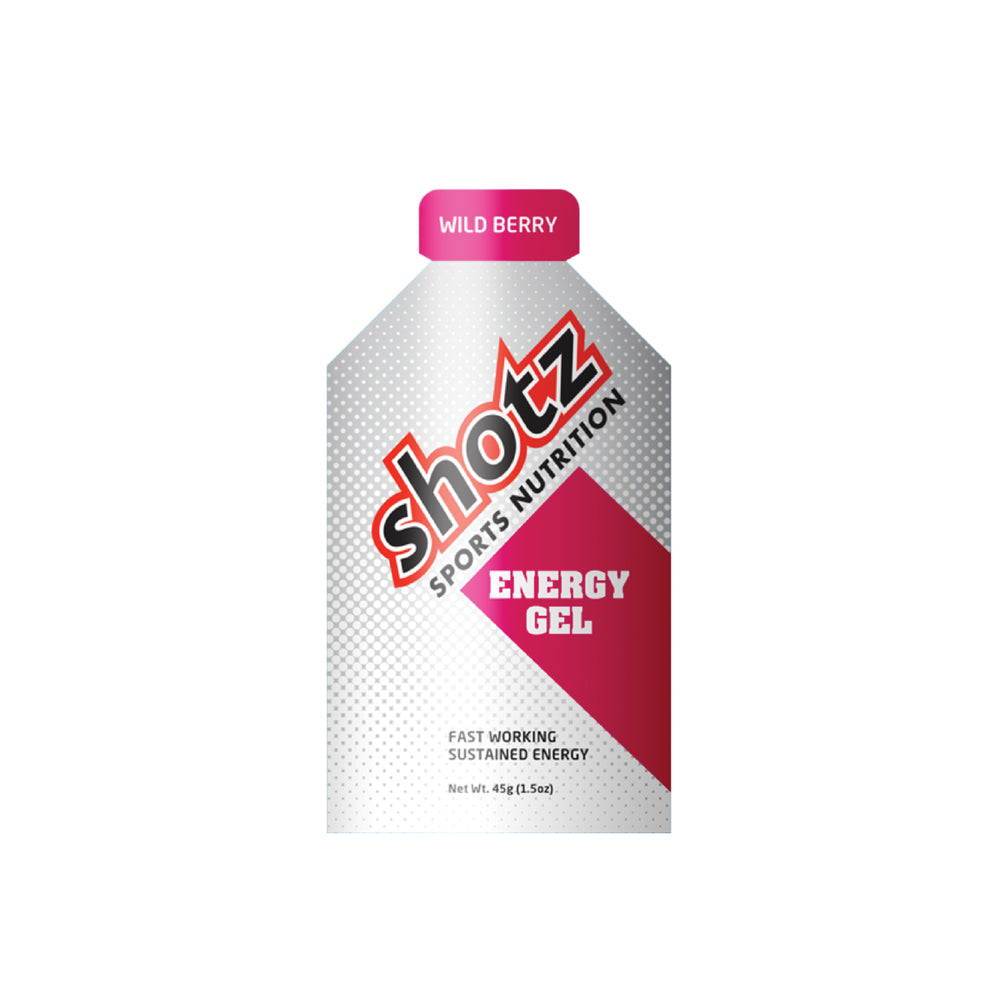 Shotz Energy Gel