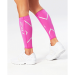 2XU Compression Calf Guards-UA1987B (HPK/HPK)