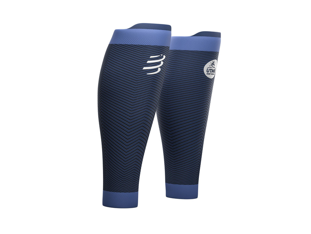 COMPRESSPORT R2 OXYGEN CALF SLEEVES - UTMB 2019