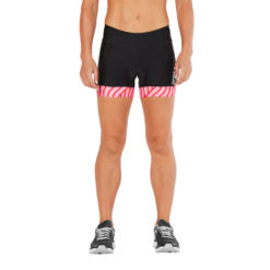 2XU Women's Performance Tri 4.5inch Short-WT4860B (BLK/RPT)
