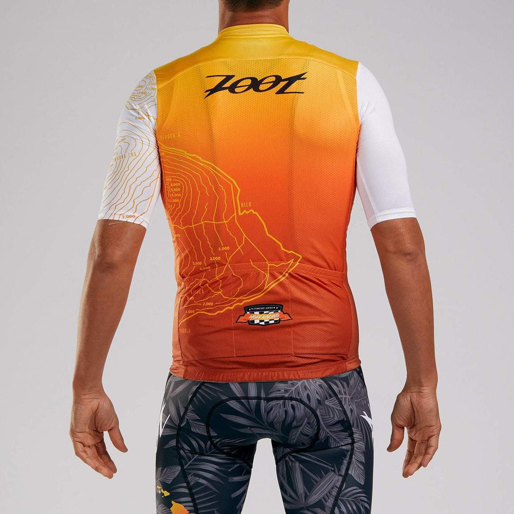ZOOT MEN'S LTD CYCLE AERO JERSEY - HOFF RACING