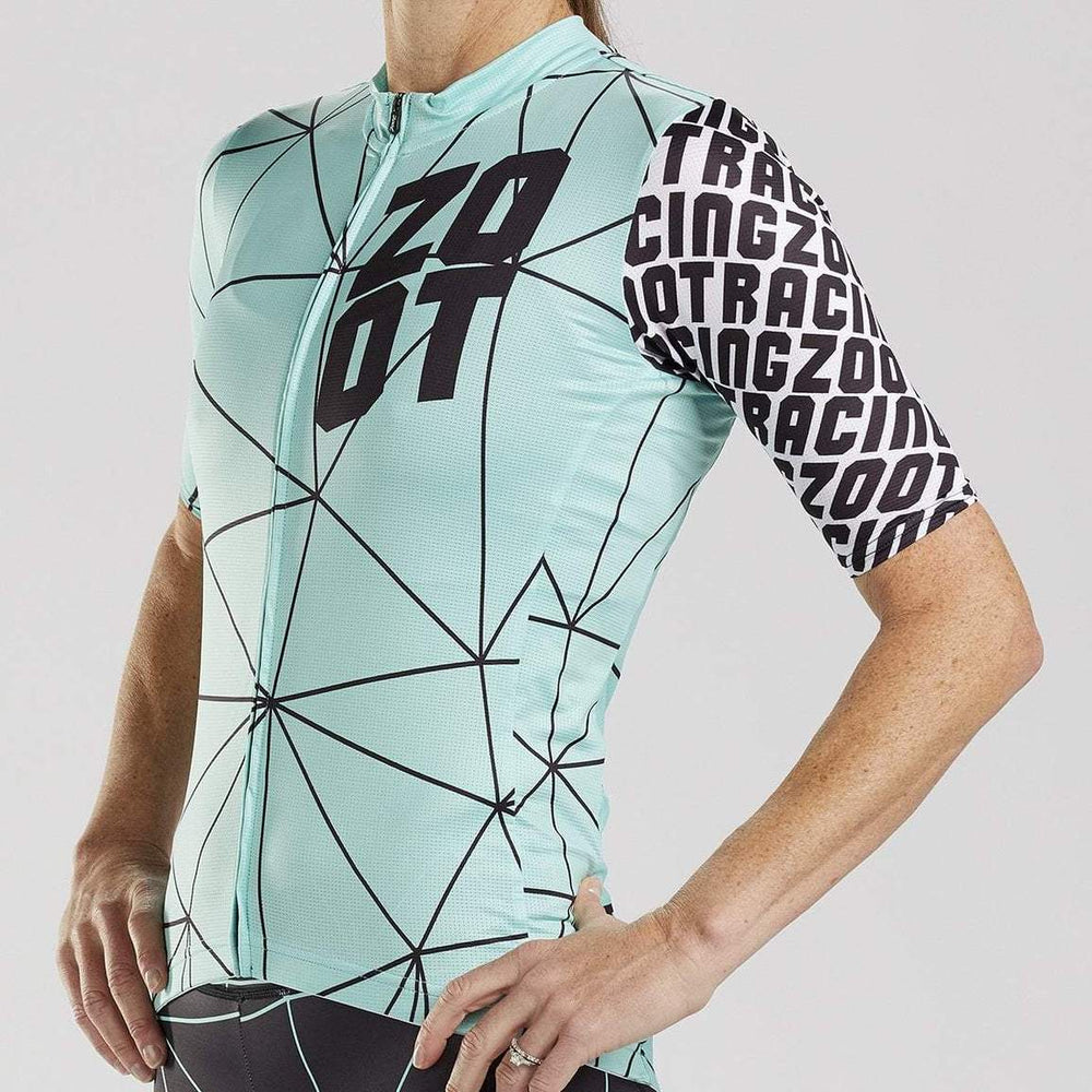 ZOOT WOMEN'S LTD CYCLE AERO JERSEY - ZOOT RACING