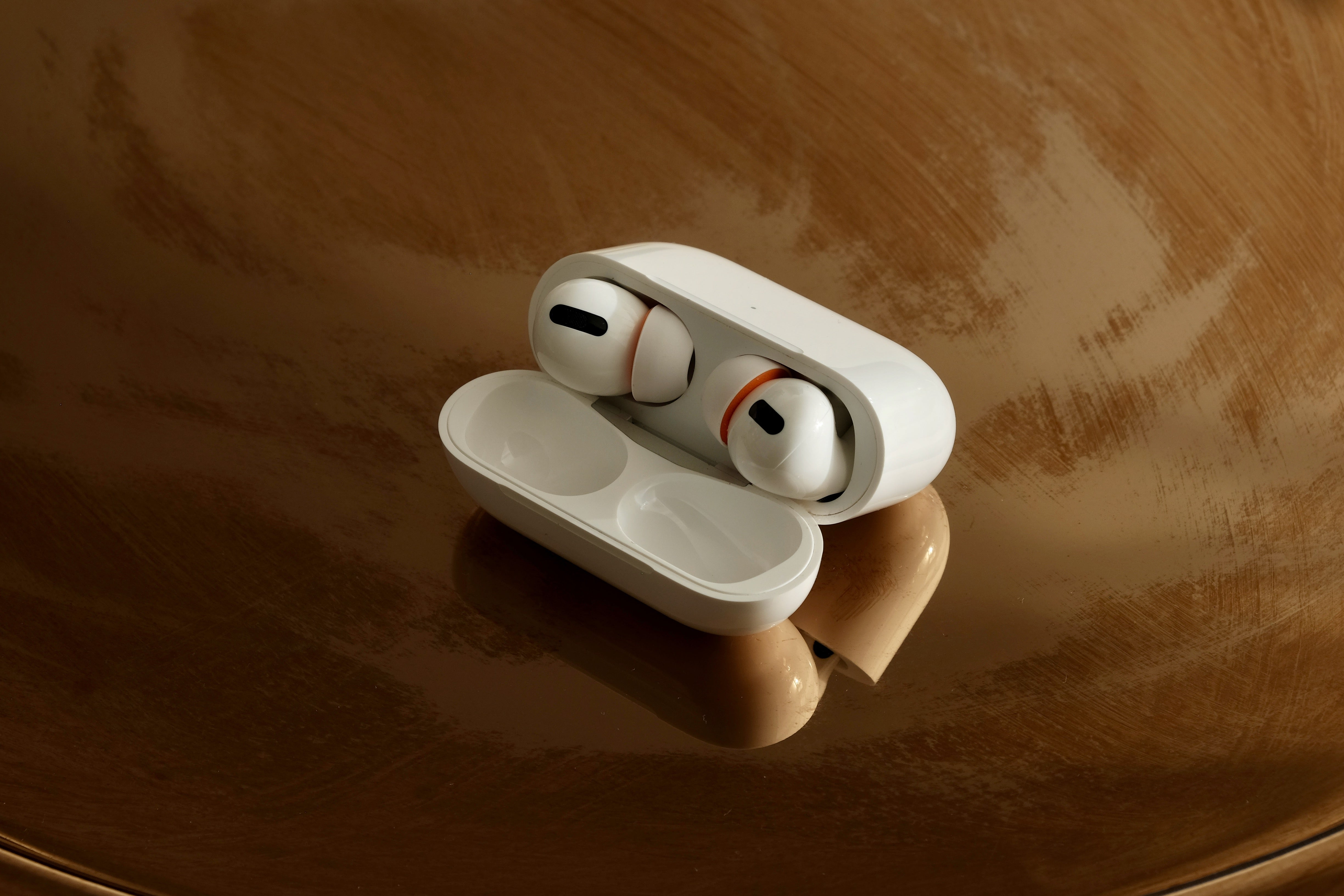 Hybrid Memory Foam Tips version 1 - for AirPods Pro