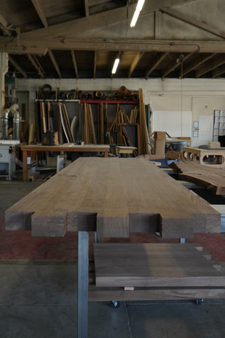 Walnut Conference Table for GBD Architects