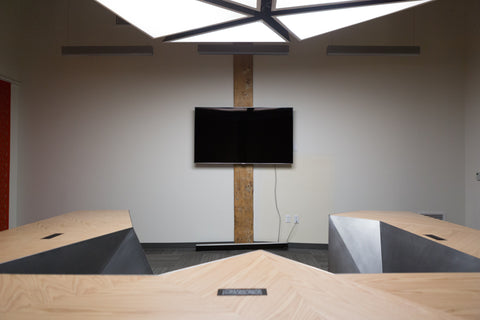 TGM NEWS Tagged Custom Conference Table The Good Mod - Horseshoe conference table