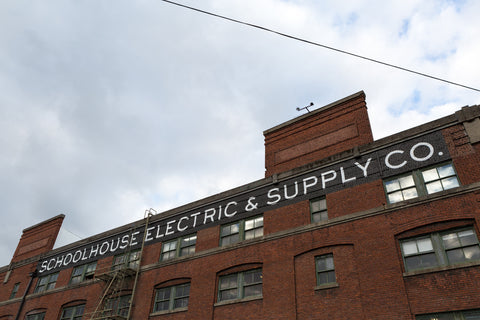 TGM field trip: Schoolhouse Electric & Supply Co.