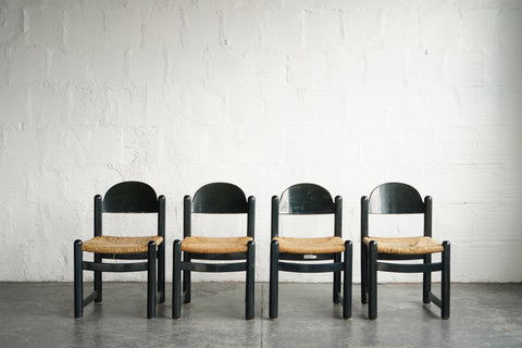 Hank Lowenstein Padova Chairs (Set of Four)